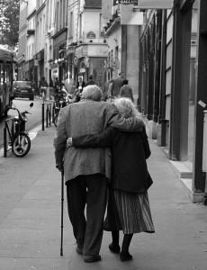 Aidants de sujets âgés